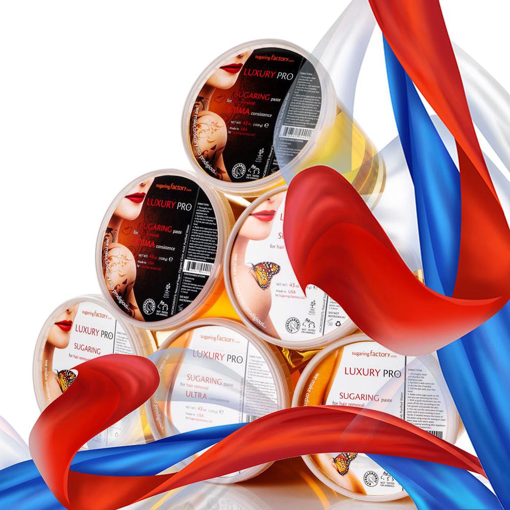 "LUXURY PRO - АКЦИЯ ""БАРХАТНЫЙ СЕЗОН"" (6 упаковок) 2 SOFT / 2 NORMAL / 2 ULTRA"